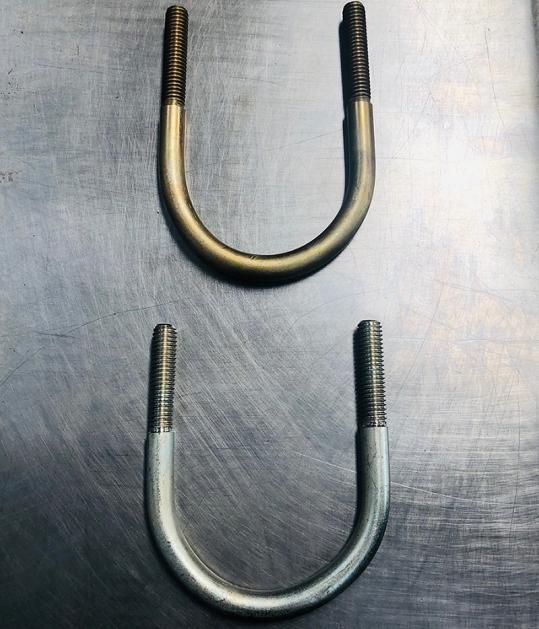 寿光镀锌U型螺栓